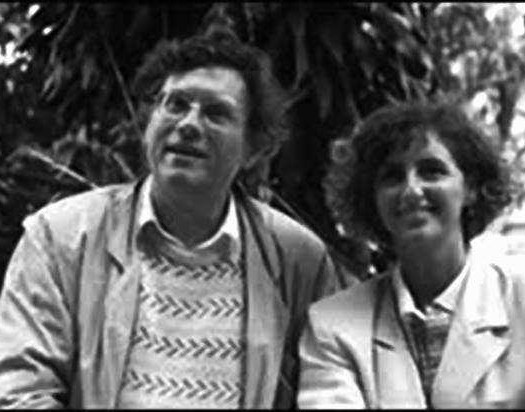 Félix Guattari and Suely Rolnik in Brazil, 1982