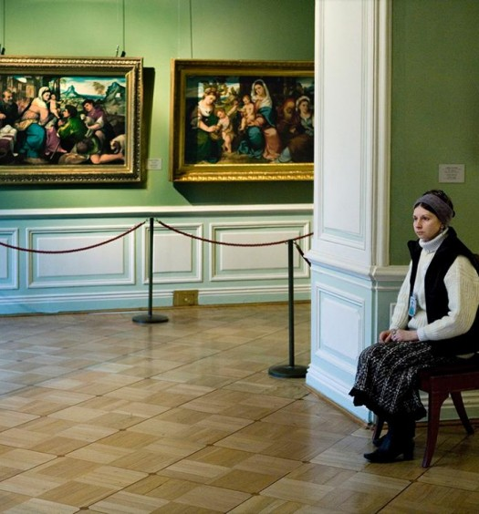 Hermitage Museum Foto: Andy Freeberg