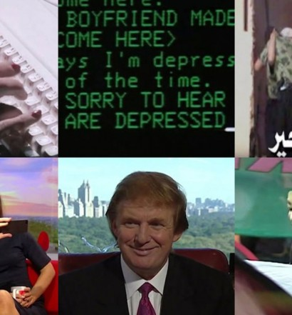 """PHOTOGRAPH FROM """"HyperNormalisation"""" COURTESY BBC"""