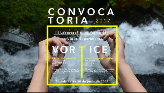 Convocatoria / Vórtice: Campo, video, experimentos