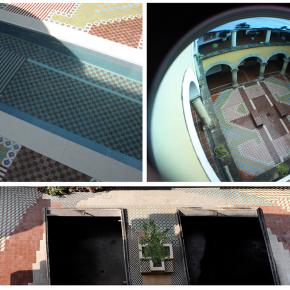 """Imágenes de la serie """"Ta_patio: Acciones detrás del signo"""", 2008-2010"""