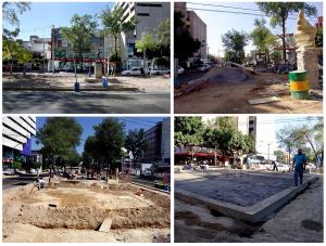 """""""Ta_patio"""", proceso de construcción, Paseo Chapultepec, Alejandro Fournier, 2009-2011"""